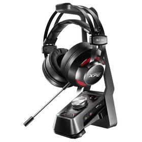 Headset ADATA EMIX H30 Gaming + SOLOX F30 Zesilovač (SOLOX F30+EMIX H30)