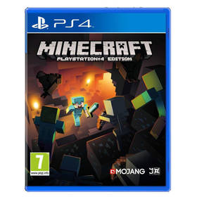 Sony PlayStation 4 Minecraft (PS719440215)