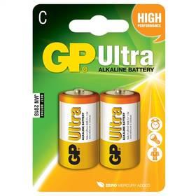 GP Ultra C, LR14, blistr 2ks (GP 14AU)