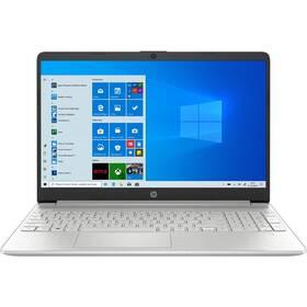 HP 15s-eq1615nc stříbrný + Microsoft 365 pro jednotlivce (244P1EA#BCM)