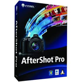 Corel AfterShot Pro ENG - krabicová verze (ASP1IEMB) + Doprava zdarma
