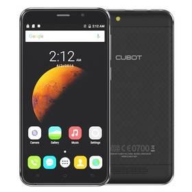 CUBOT Dinosaur Dual SIM (PH2479) černý Software F-Secure SAFE 6 měsíců pro 3 zařízení (zdarma) + Doprava zdarma