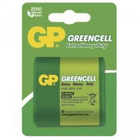 GP Greencell 4,5V, 312G, blistr 1ks