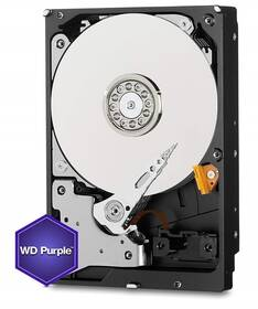 Western Digital Purple 4TB (WD40PURZ)