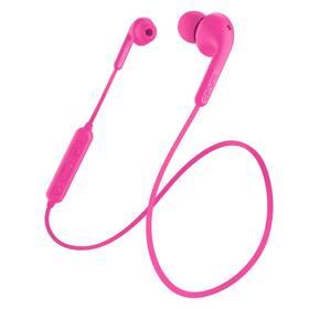 Defunc BT Earbud Basic Music růžová