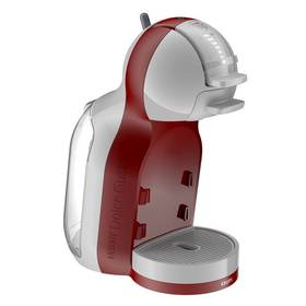 Krups NESCAFÉ® Dolce Gusto™ Mini Me KP1205CS šedé/červené
