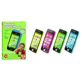 Telefon Alltoys pro nejmenší černo barevný