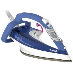 Tefal Aquaspeed Precision FV5540E0 bílá/modrá