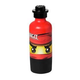 LEGO® Láhev na pití LEGO® Ninjago červená