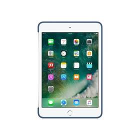 Apple Silicone Case pro iPad mini 4 - půlnočně modré (MKLM2ZM/A)