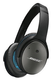 Bose QuietComfort 25 Samsung Galaxy černá + Doprava zdarma