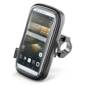 """Interphone na telefony do velikosti 6,5"""", úchyt na řídítka (SMSMART65) černý"""