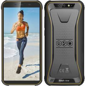 iGET BLACKVIEW GBV5500 Plus (84002237) žlutý
