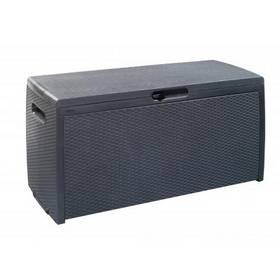 Keter Rattan Box hnědý