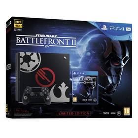 Sony PlayStation 4 PRO 1TB Specialní edice StarWars Battlefront II (PS719973164) + Doprava zdarma