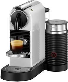 DeLonghi Nespresso CitiZ&Milk EN267.WAE bílé + Doprava zdarma