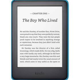 Amazon Kindle Touch 2020 kids Edition s reklamou (B07NMXL67J) čierna