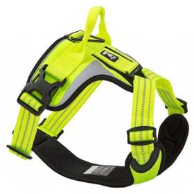 Hurtta Lifeguard Dazzle 100-120cm žlutý + Doprava zdarma