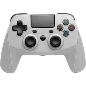 SnakeByte Wireless pro PS4 (SB912757) šedý