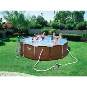 Bestway Steel Frame Pool 366 x 100 cm, 56379 + Doprava zdarma