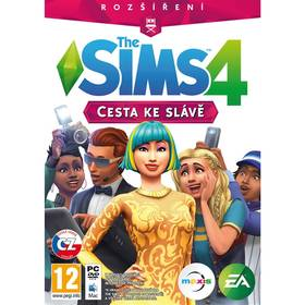 Hra EA The Sims 4: Cesta ke slávě (EAPC05163)