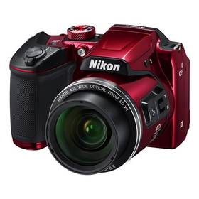 Nikon Coolpix B500 červený + Doprava zdarma