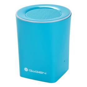 Prenosný reproduktor GoGEN BS 074BL modrý