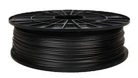 Tlačová struna (filament) Plasty Mladeč 1,75 PETG CFJet, 0,5 kg (F175PETG CFJet_BK) čierna