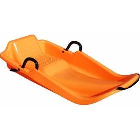 Rulyt BASIC OLYMPIC oranžové + Reflexní sada 2 SportTeam (pásek, přívěsek, samolepky) - zelené v hodnotě 58 Kč