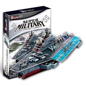 HM Studio 3D Letadlová loď - 103 dílků