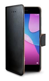 Celly Wally pro Huawei P9 Lite Mini / Y6 Pro (WALLY681) černé + Doprava zdarma