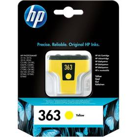 HP 363, 5,5ml (C8773EE) žlutá