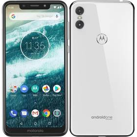 Motorola One Dual SIM (PAD40025RO) bílý