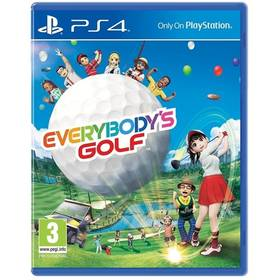 Sony PlayStation 4 Everybody's Golf Předobjednávka 30.8. 2017 (PS719859369)