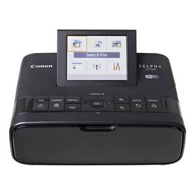 Canon CP1300 Selphy (2234C002) černá + Cashback 400 Kč + Doprava zdarma
