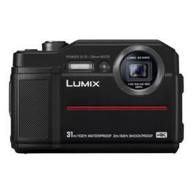 Panasonic Lumix DC-FT7 čierny
