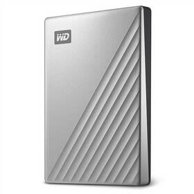 Western Digital My Passport Ultra 1TB (WDBC3C0010BSL-WESN) stříbrný