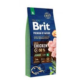 Brit Premium Dog by Nature Junior XL 15 kg