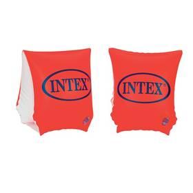 Rukávky plávacie Intex DELUXE oranžové