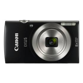 Canon IXUS 185 (1803C001) černý + Doprava zdarma