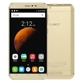 CUBOT Dinosaur Dual SIM (PH2481) zlatý Software F-Secure SAFE 6 měsíců pro 3 zařízení (zdarma) + Doprava zdarma