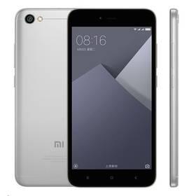 Xiaomi Redmi Note 5A CZ LTE Dual SIM (PH3622) šedý Software F-Secure SAFE 6 měsíců pro 3 zařízení (zdarma) + Doprava zdarma