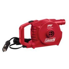 Elektrická pumpa Coleman Quickpump™ 12V - červená
