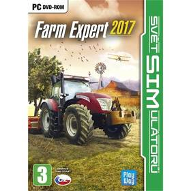 Ostatní PC SIM: FARM EXPERT 2017 (8595071033894)