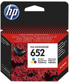 HP 652, F6V24AE, 200 stran, CMY (F6V24AE)