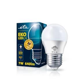 ETA EKO LEDka mini globe 7W, E27, teplá bílá (G45W7WW)