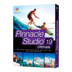 Pinnacle Studio 19 Ultimate CZ (PNST19ULMLEU)