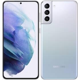 Samsung Galaxy S21+ 5G 256 GB (SM-G996BZSGEUE) strieborný