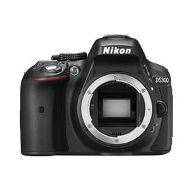 Nikon D5300 černý + Doprava zdarma