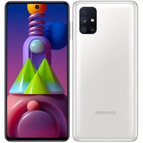 Samsung Galaxy M51 (SM-M515FZWDEUE) bílý